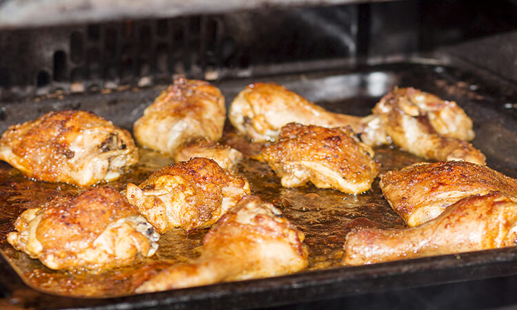 How Long To Cook Chicken Thighs In The Oven