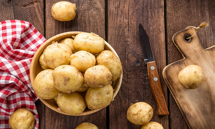 How Long To Pressure Cook Potatoes
