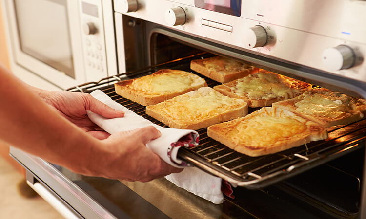 How Long To Toast Bread In The Oven: The Secret To Perfect Toast