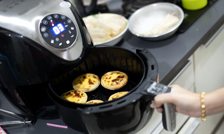 How To Clean Power Air Fryer Oven