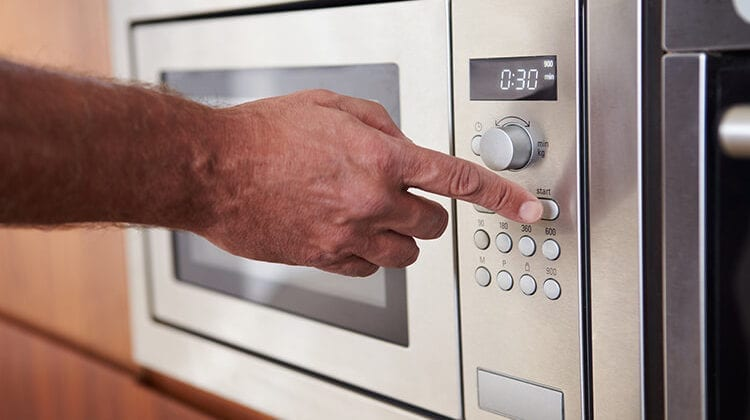 How To Reset A Microwave