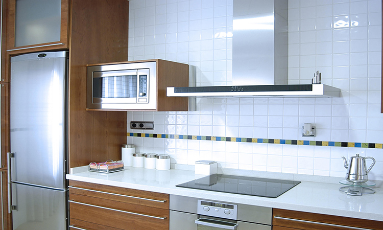 How To Vent A Microwave On An Interior Wall